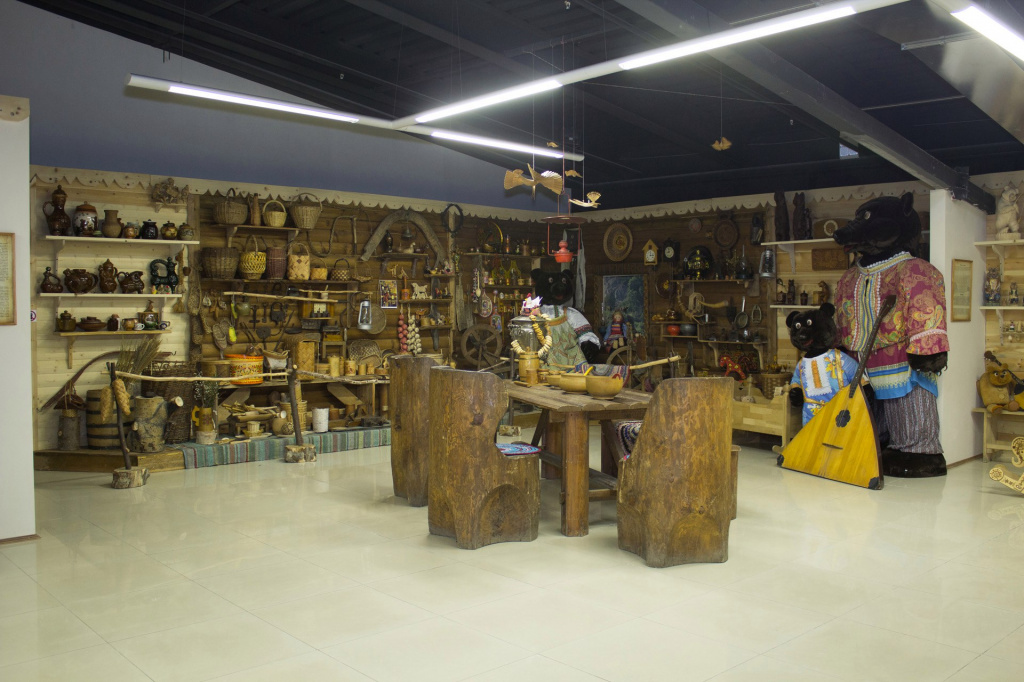 Сахалинский музей медведя